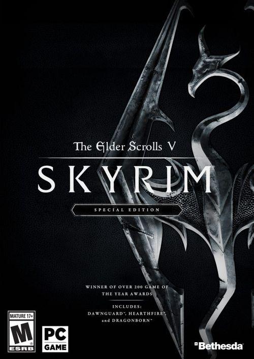 The Elder Scrolls V: Skyrim Special Edition (Steam)