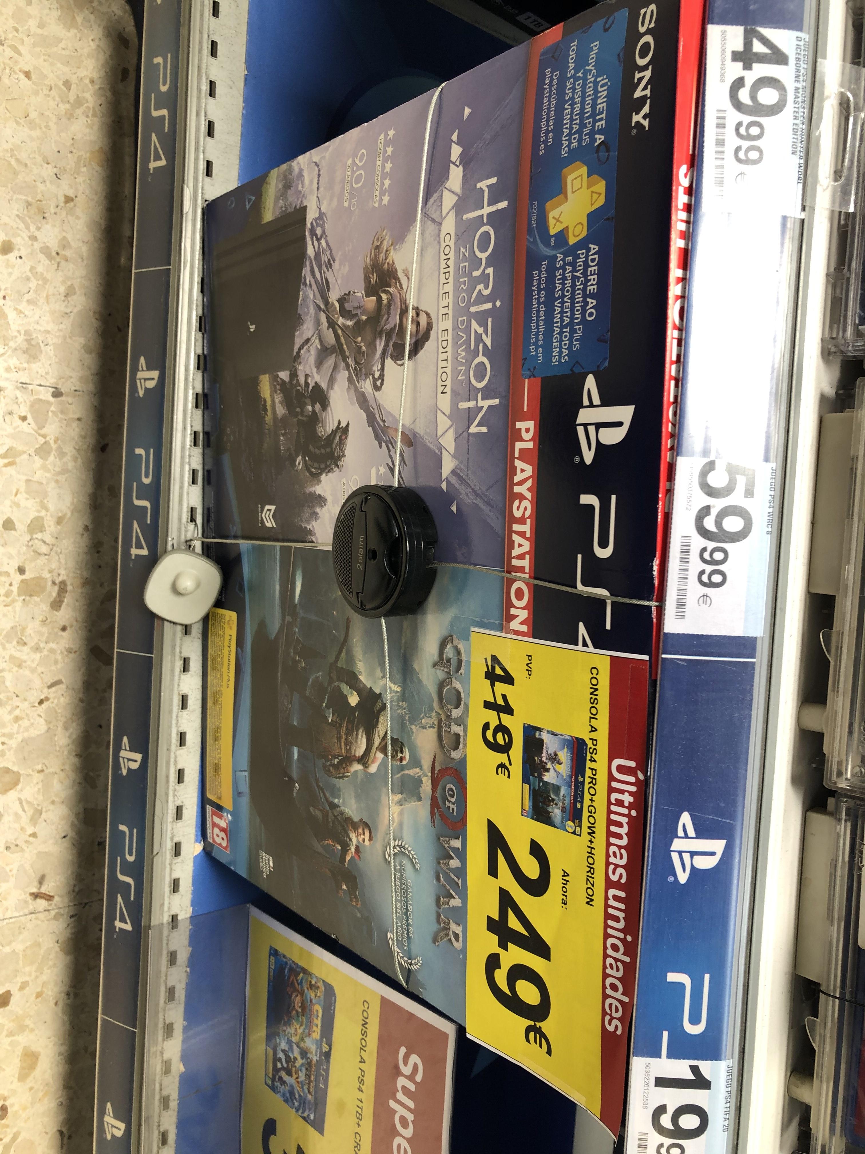Ps4 Pro 249€