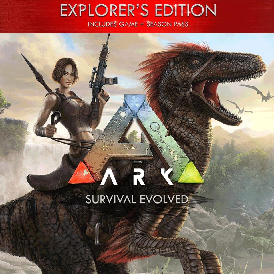 Juego ARK y paquetes hasta 60% en Store Play Station