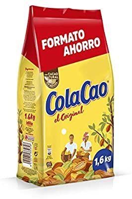 Cola Cao Original. 1,6kg(PVP tramitar)