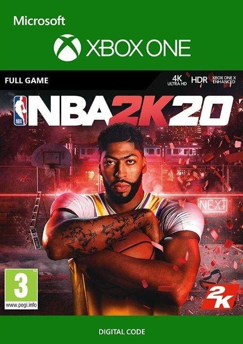 NBA 2K20 para Xbox One por solo 4,49€