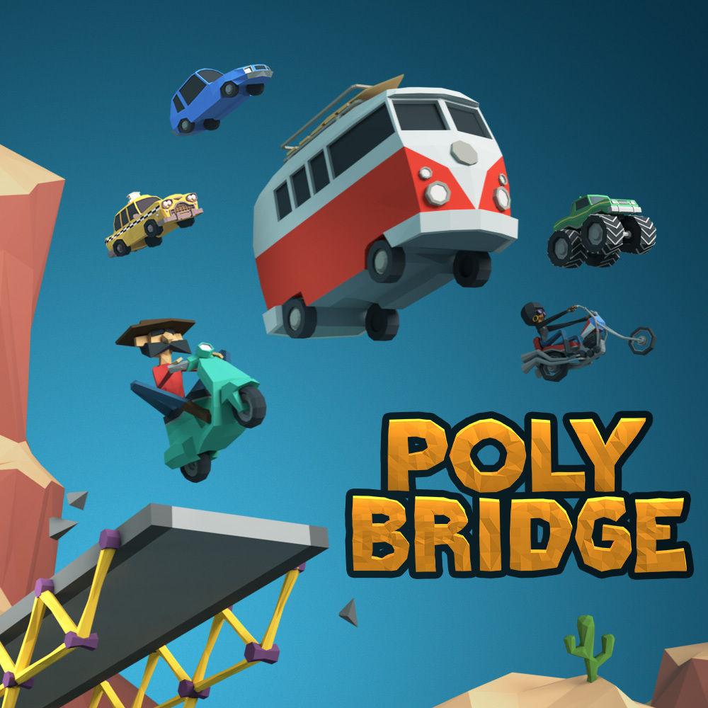 Poly Bridge (Steam) por 1,22€