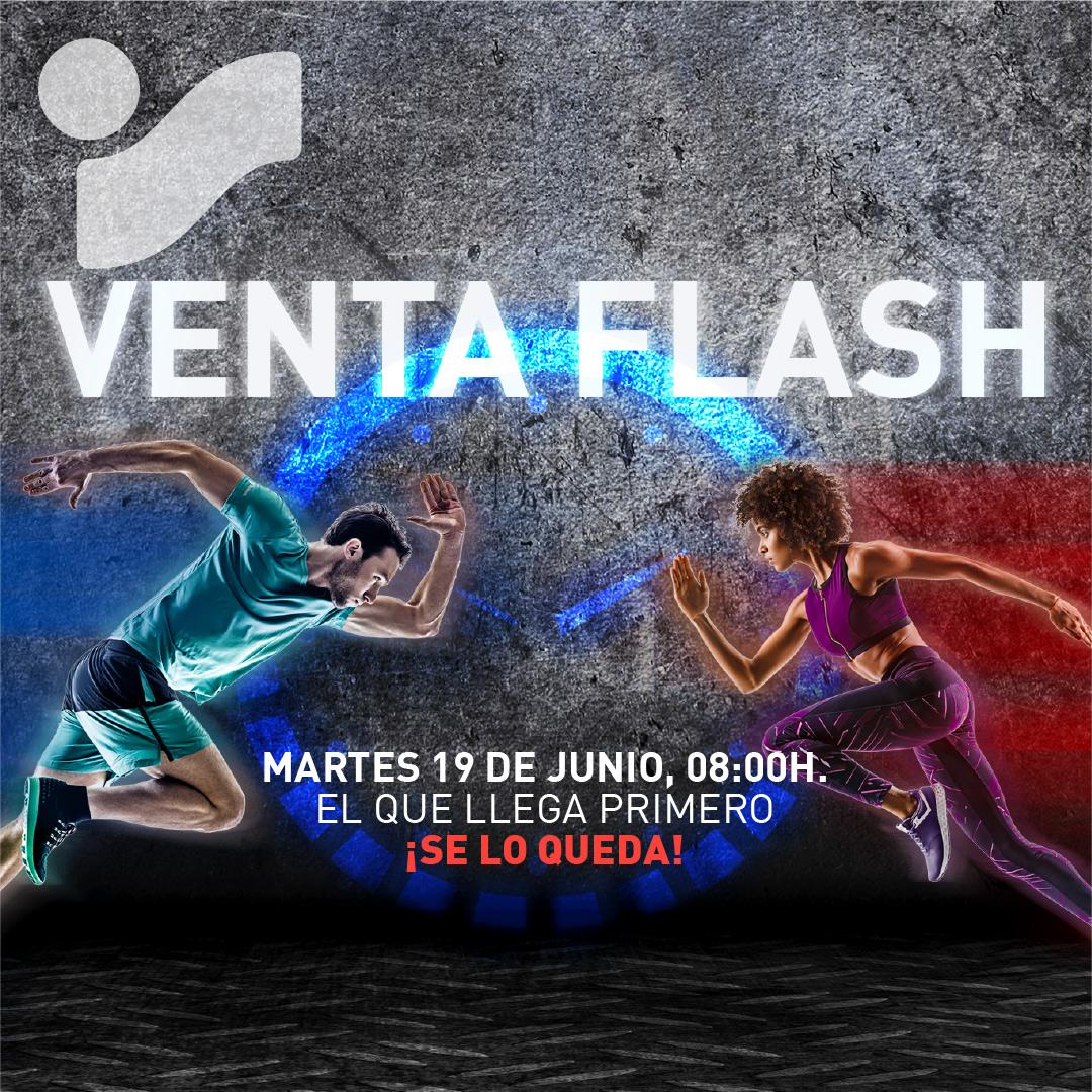 Venta flash Intersport hasta 30% dto | ¡Solo 24h!