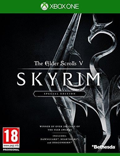Elder Scrolls V: Skyrim Special Edition [Importación Inglesa]