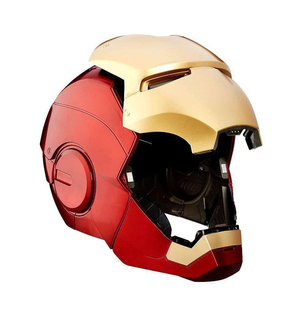 Casco Iron Man Hasbro Marvel Legends 1:1
