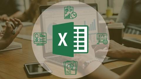 Curso magistral de Microsoft Excel en Udemy
