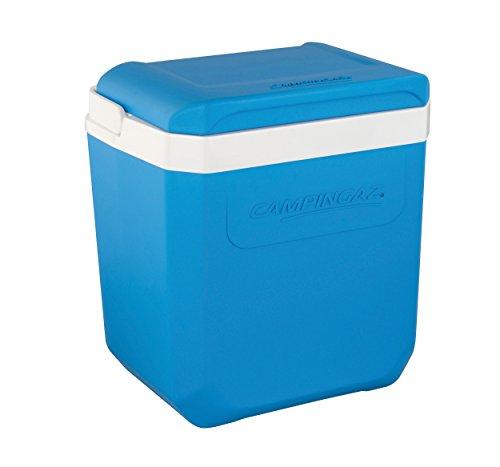 Campingaz Nevera 30L Portatil Icetime Plus, Caja Térmica, Nevera Para Camping, Playa y Picnic, 30 L