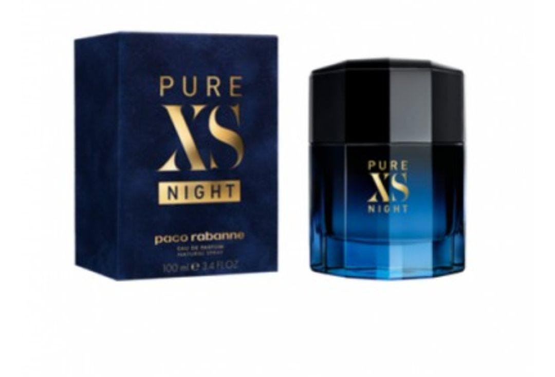 Paco Rabanne 58009 Xs Pure Night Eau de Parfum, 100 ml *Mínimo* también en Amazon