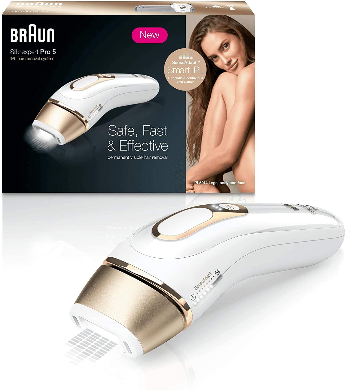 Braun Silk Expert Pro 5 solo 199€