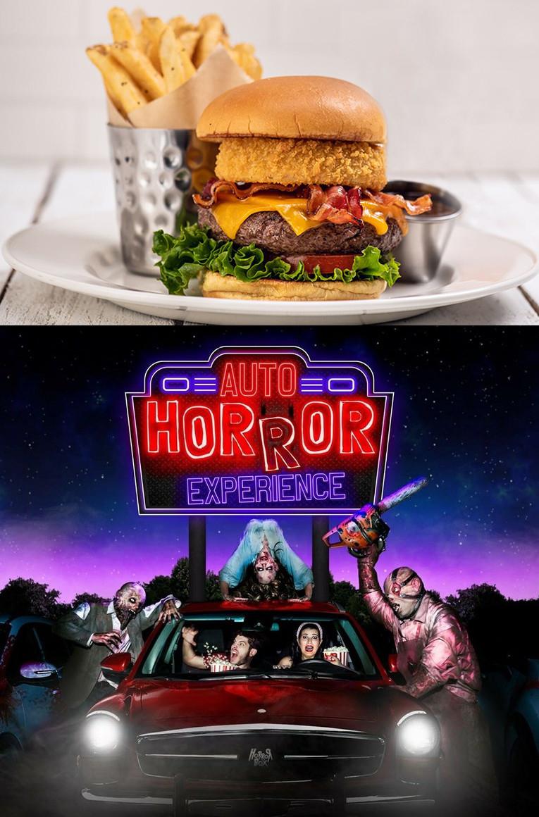 HARD ROCK CAFE BARCELONA: Legendary Burger y Auto Horror Experience en Lloret (GRATIS para personal sanitario)