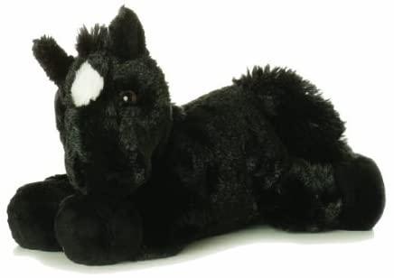 Peluche caballo 45 cm,marca Aurora