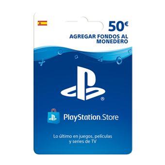 Tarjeta Playstation Network 50€ (ES)