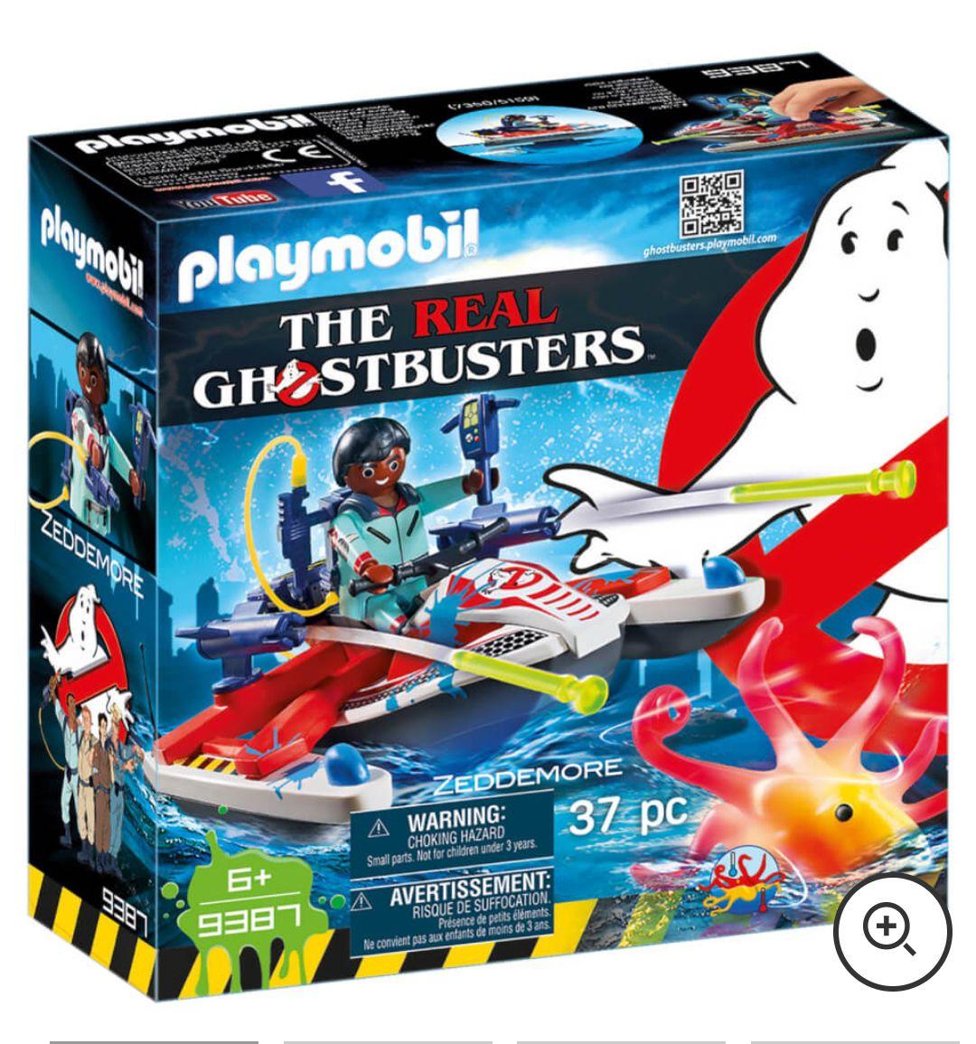Playmobil Ghostbusters Jetski (