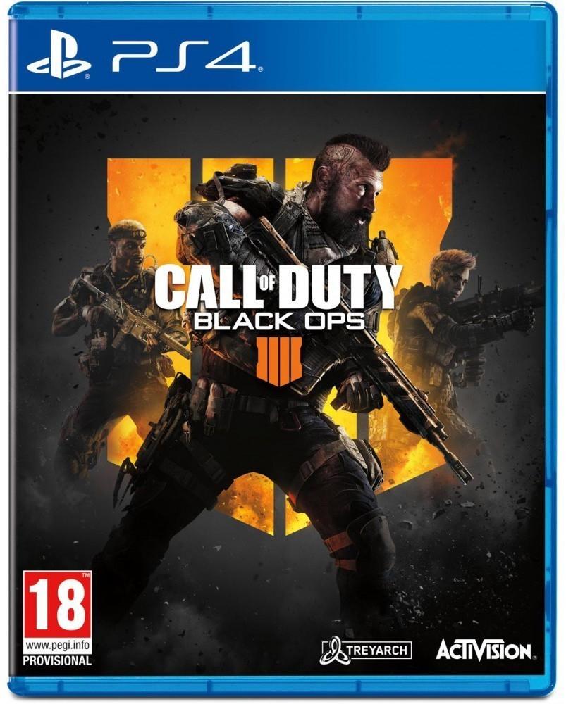 Caja de Merchandising Call of Duty Black Ops 4