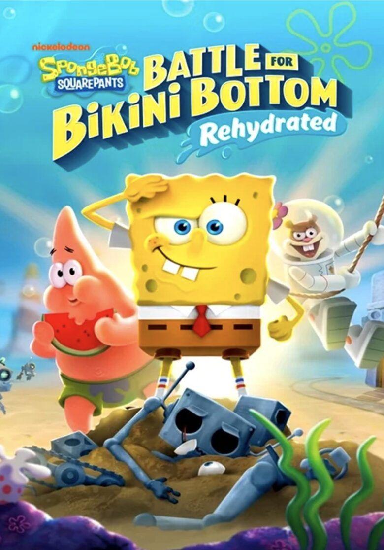 Bob Esponja Battle for Bikini Bottom