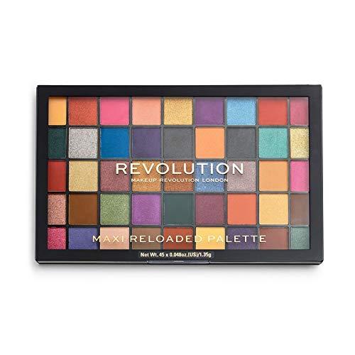 Paleta de sombras Makeup Revolution