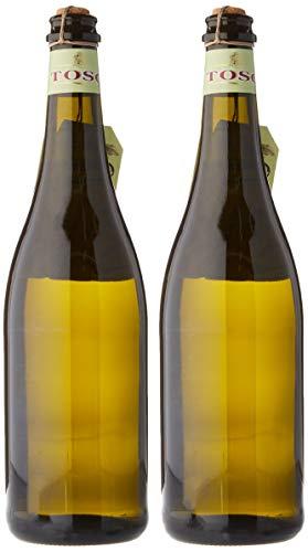 2 botellas FV Moscato d´Asti Vino espumoso