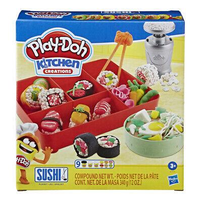 Play-Doh Sushi 3 años (Hasbro E7915)