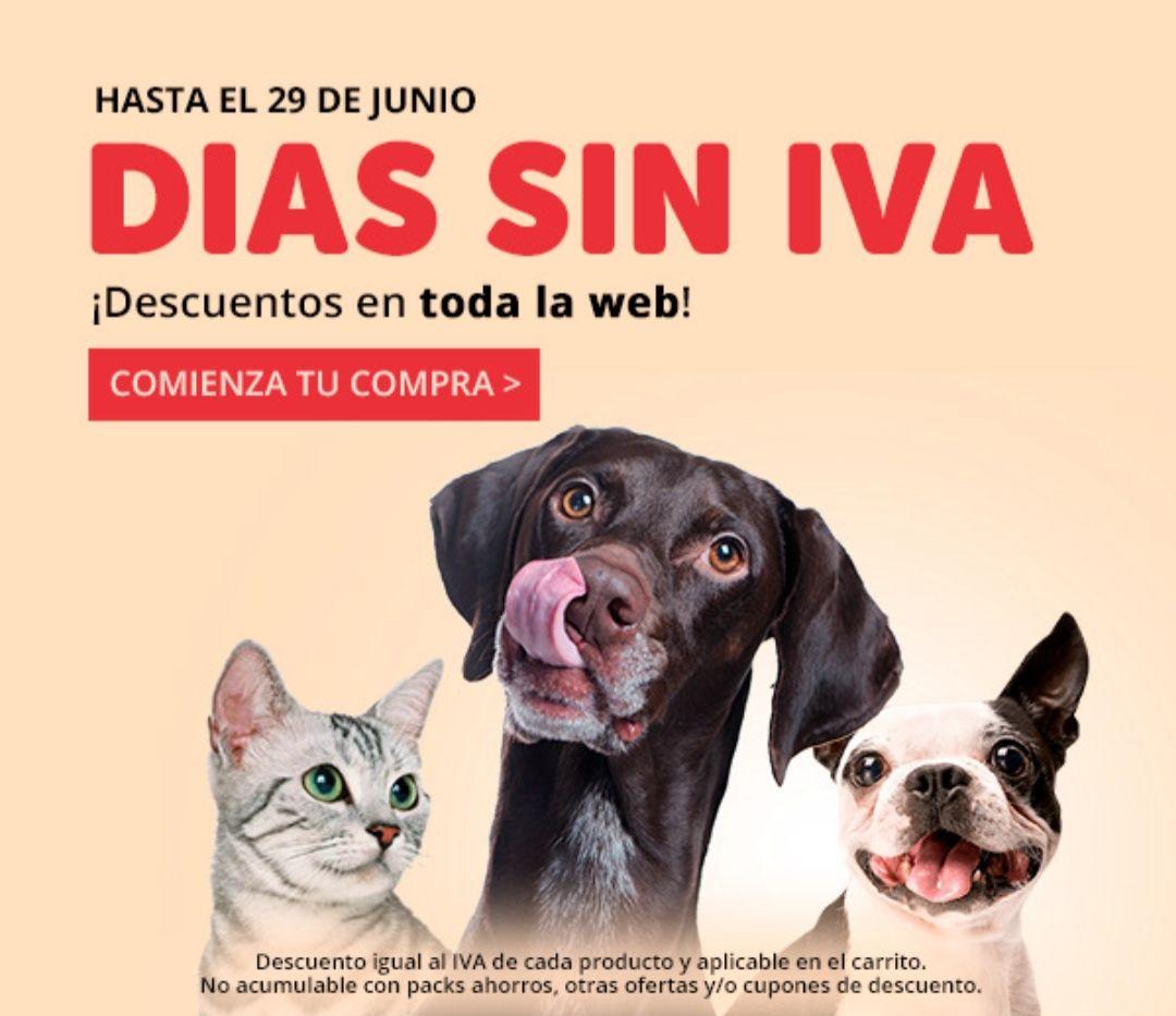 KIWOKO - Días sin IVA para tu mascota
