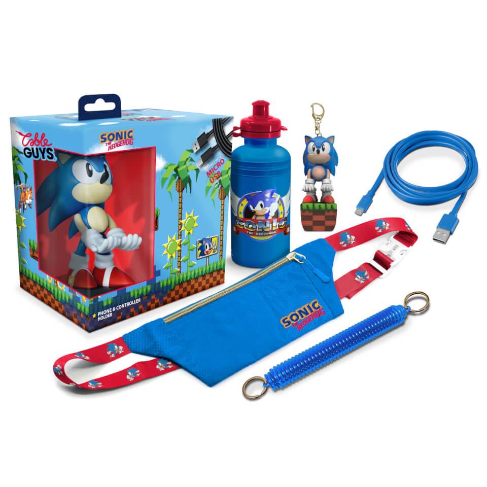 Caja de Merchandising Sonic The Hedgehog
