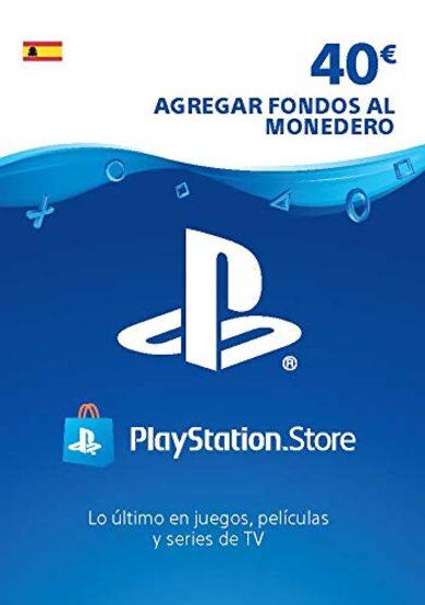 Tarjeta Playstation Network 40€ (ES)