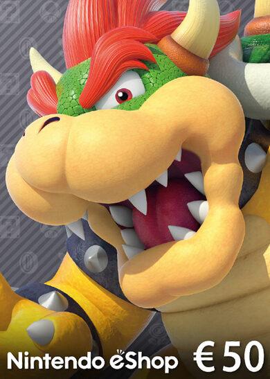 Nintendo eShop 50€ de saldo