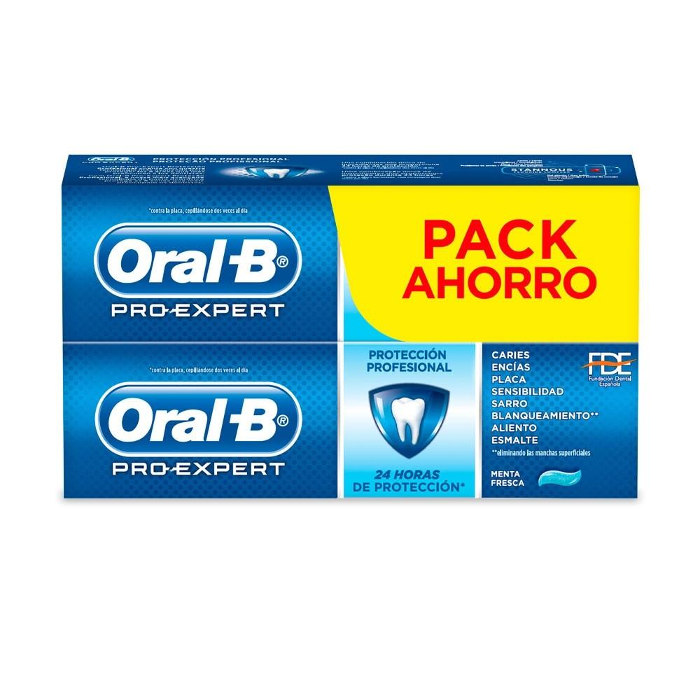 Pasta de dientes Oral-B Pro Expert DUPLO Multiprotección 2x100 ml