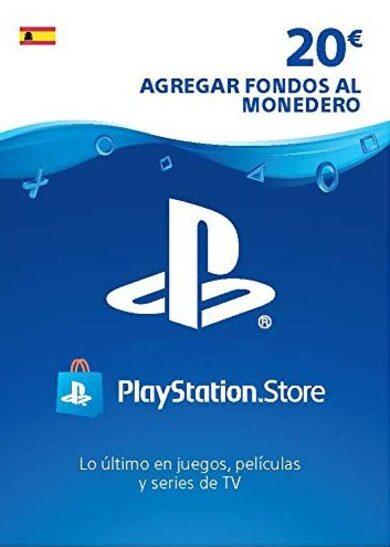 Tarjeta Playstation Network 20€ (ES)