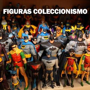 Recopilatorio :: Figuras de coleccionismo (Marvel, Dc Cómics, Star Wars y otros - AlCampo)