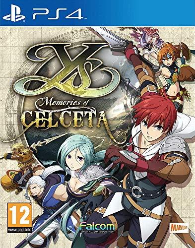 Ys:Memories of Celceta(PlayStation 4)