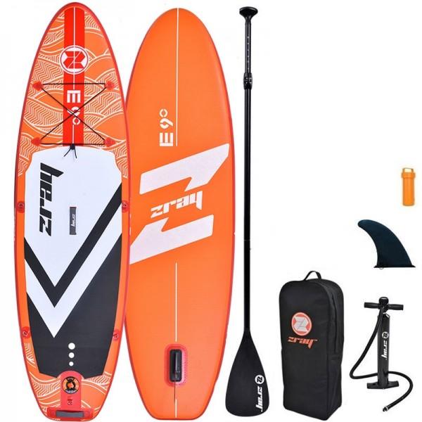 SUP - Tabla Paddle Surf hinchable ZRay E9 2020