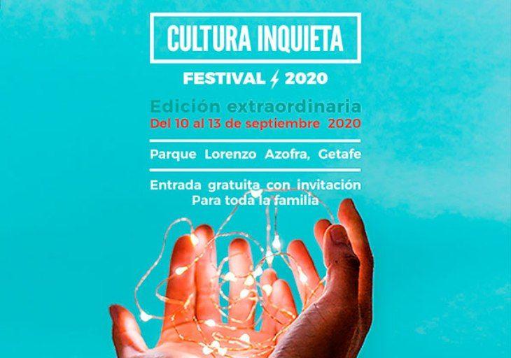 Gratis festival Cultura Inquieta (Getafe)