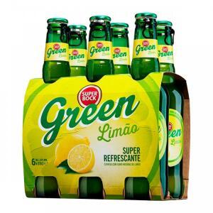 Cerveza SUPER BOCK GREEN 33cl (AlCampo)