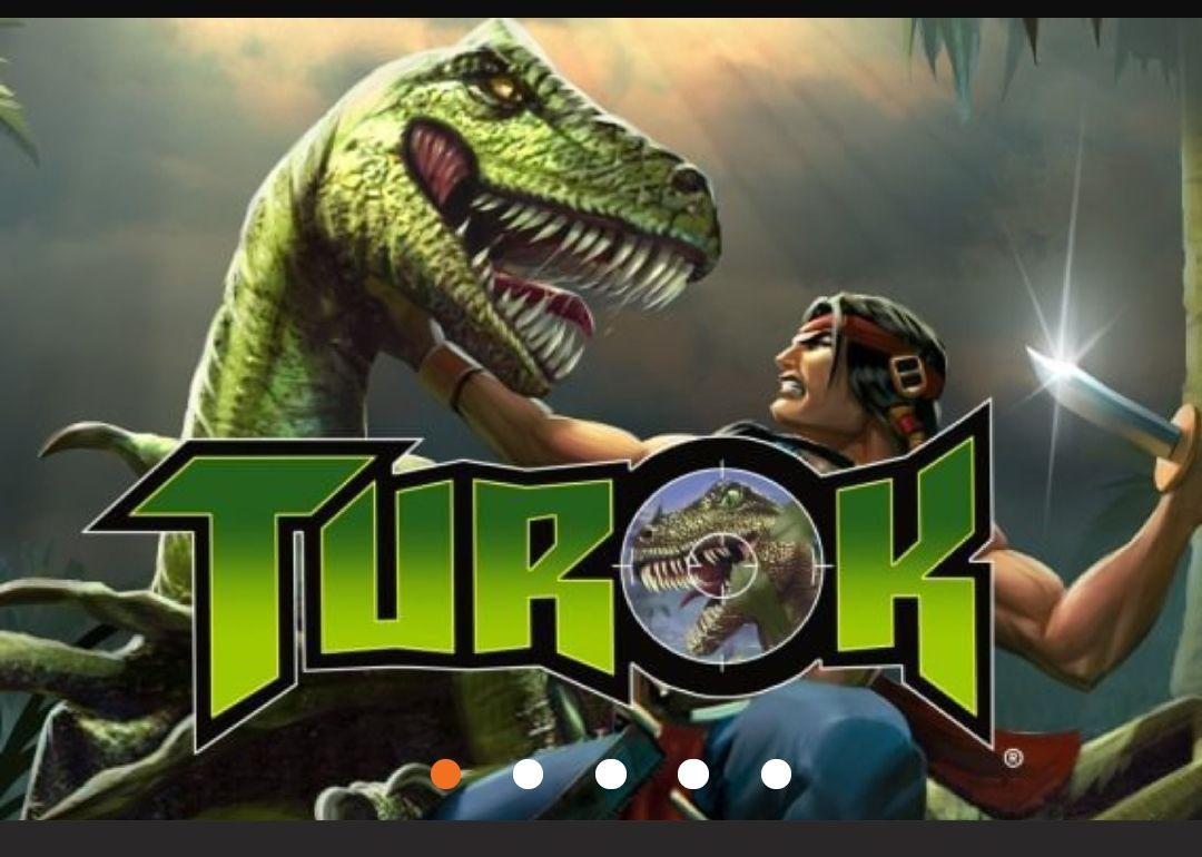 Turok Steam 1€ y Turok 2 a sólo 0'86€