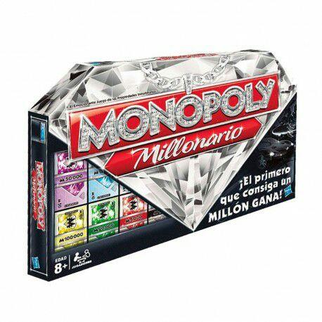 Monopoly Millonario - HASBRO