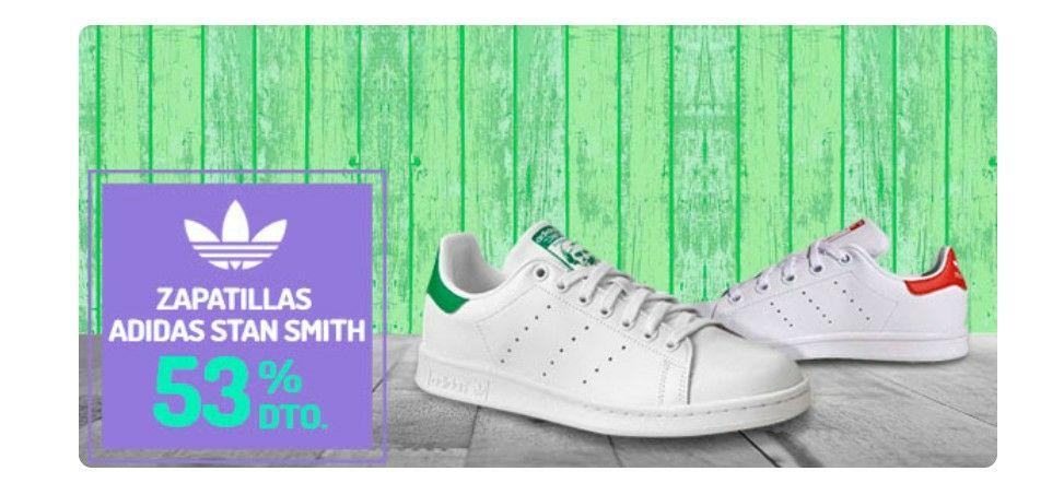 Zapatillas Adidas Stan Smith -53%