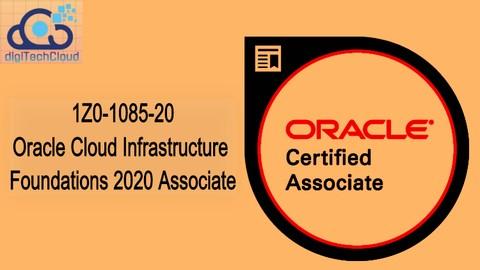 Curso preparación certificación: 1Z0-1085: Oracle Cloud Infrastructure Foundations Associate