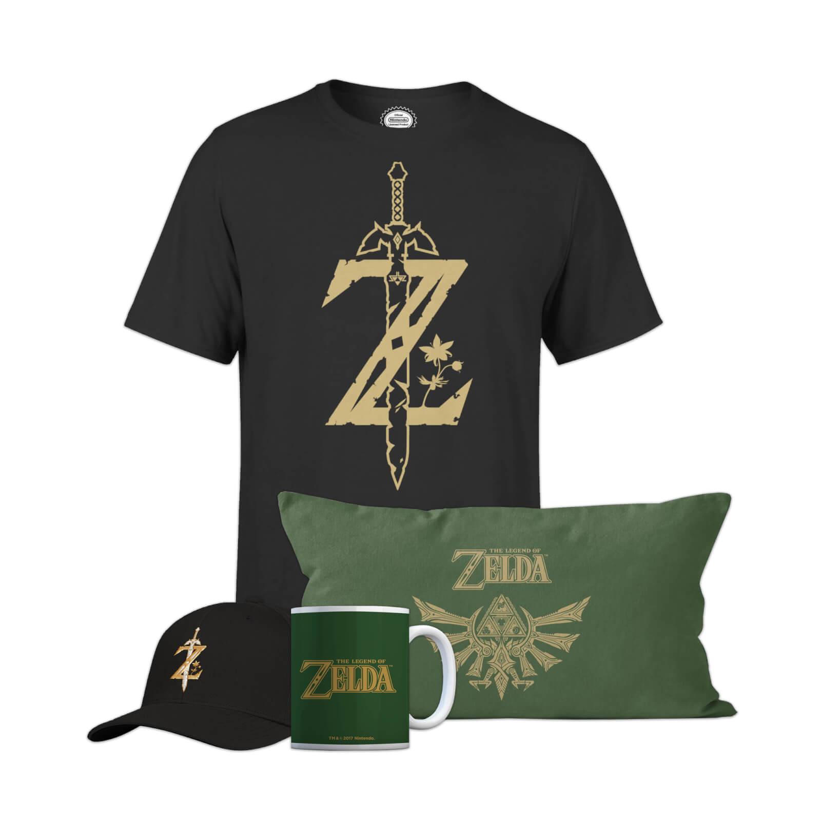Mega pack Legends of zelda por 27,99€