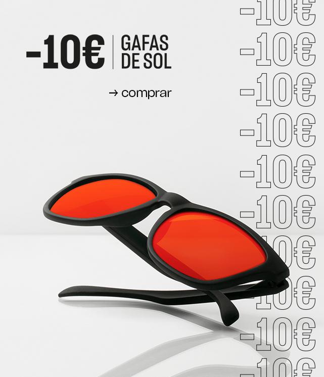 10€ de descuento en todas las gafas de Northweek