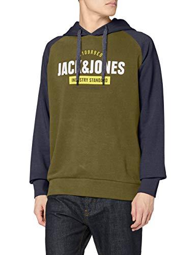 TALLAS M y XL - Jack & Jones, Sudadera para Hombre (Desde 9.57€)