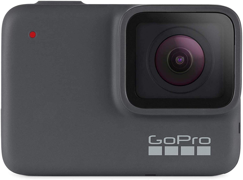 GoPro Hero7 Silver 4K 30 FPS solo 168€