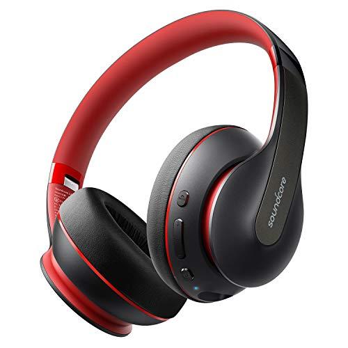 Soundcore Life Q10 Auriculares Bluetooth Inalámbricos con Diseño Plegable Sonido Hi-Res
