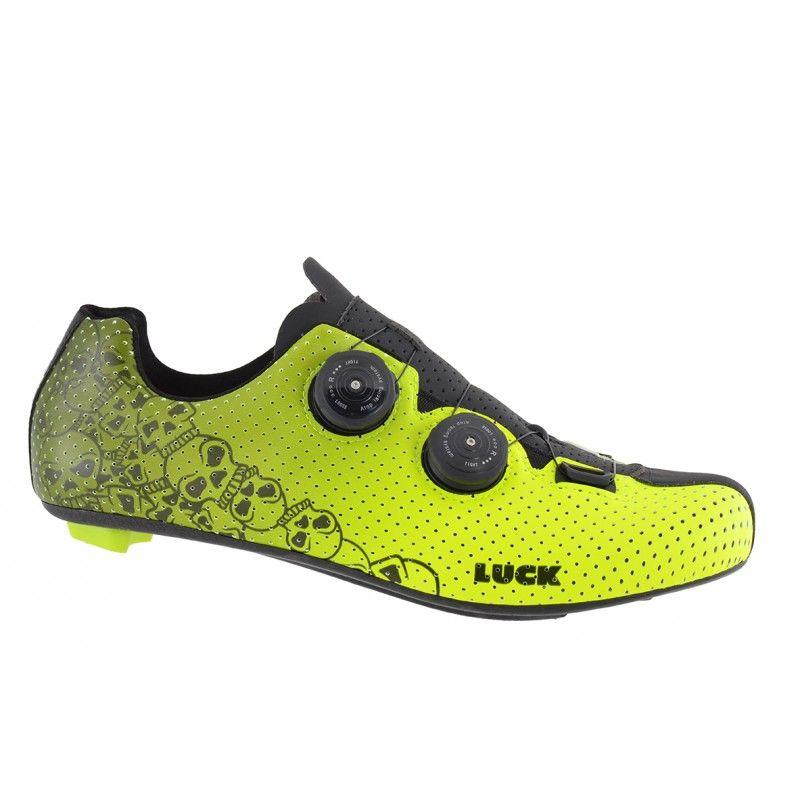 Zapatillas ciclismo Luck carretera todas las tallas