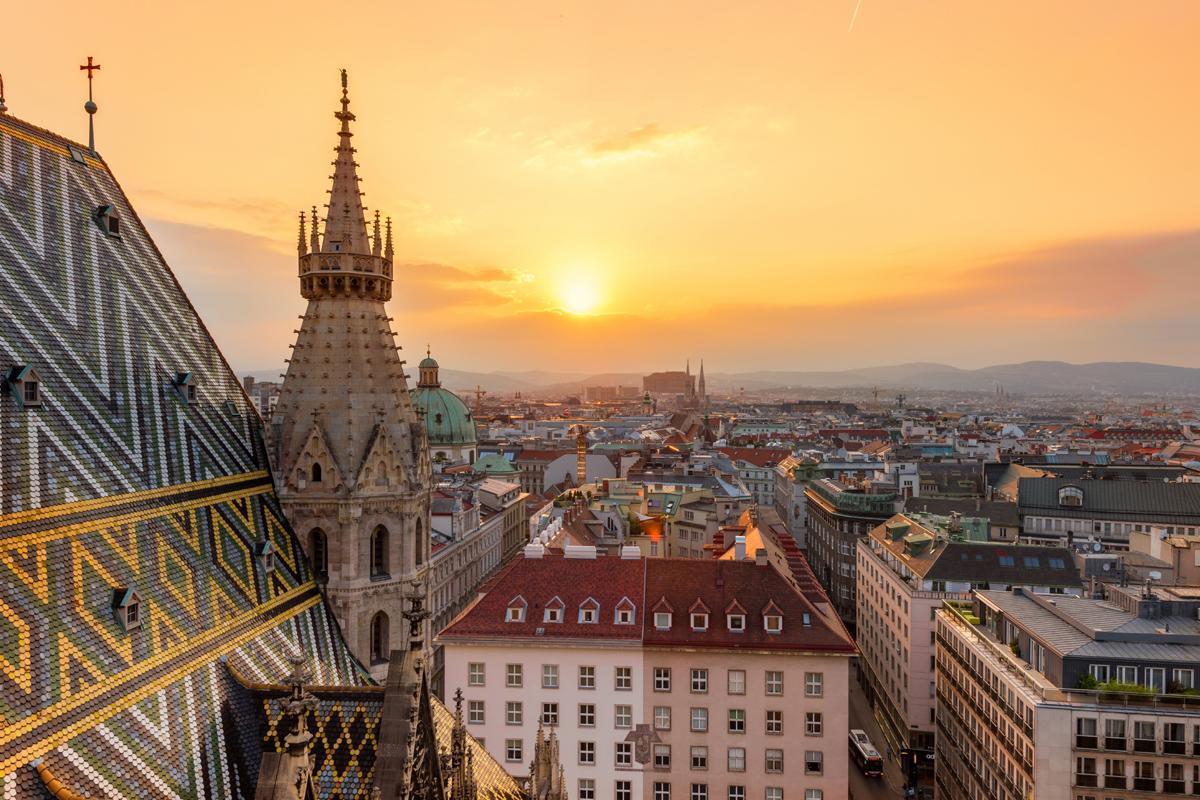 Vuelos de Barcelona a Viena 20€ ida y vuelta [Octubre 2020]