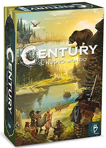 Juego de Mesa - Century El Nuevo Mundo - Asmodee