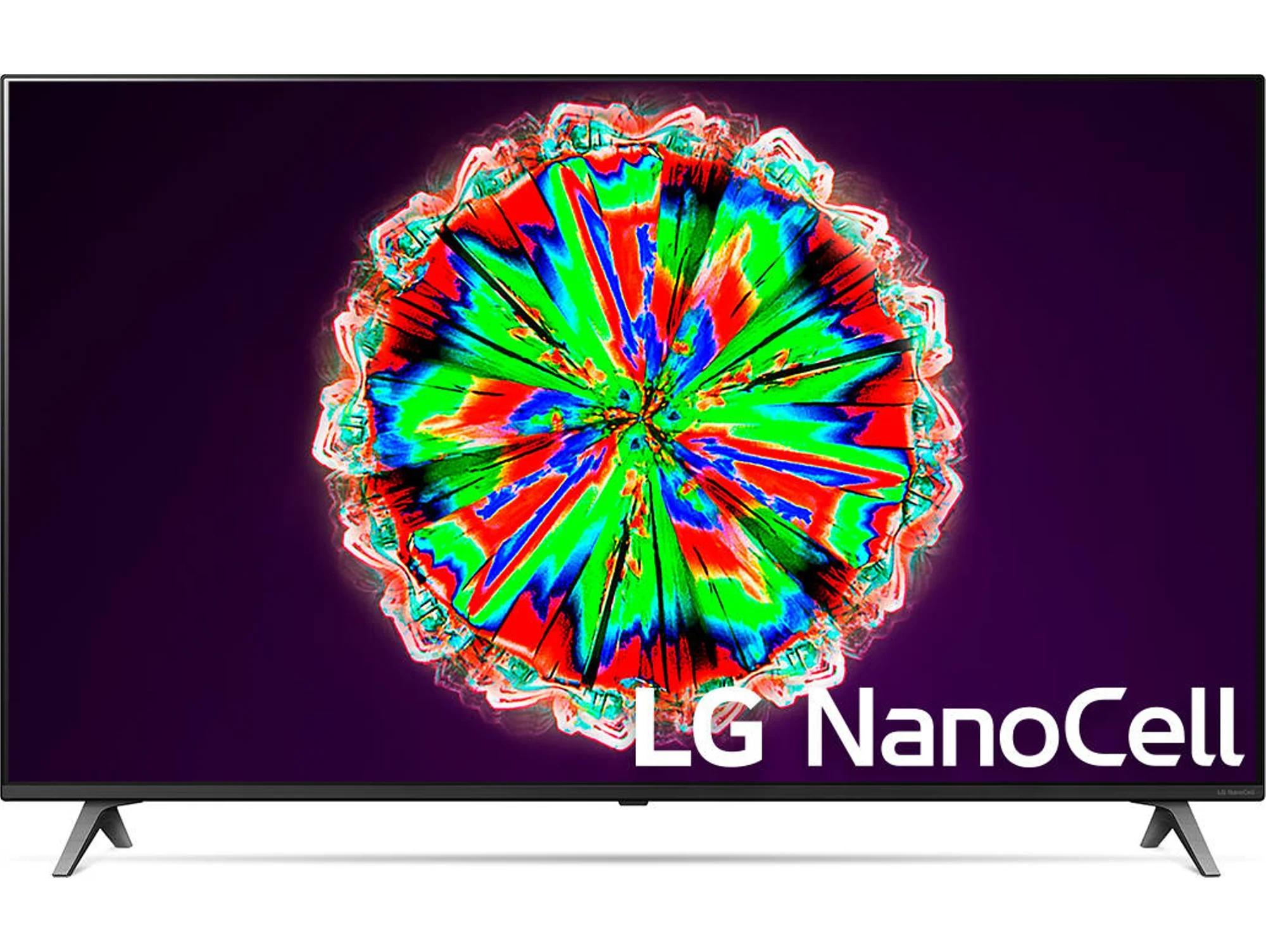 TV 55'' LG 55SM8050 Nano Cell 4K Ultra HD - Smart TV- IA - Google Ass y Alexa