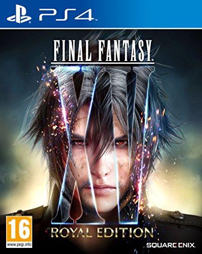 Juego PS4 Final Fantasy XV, Royal Edition (edición completa)