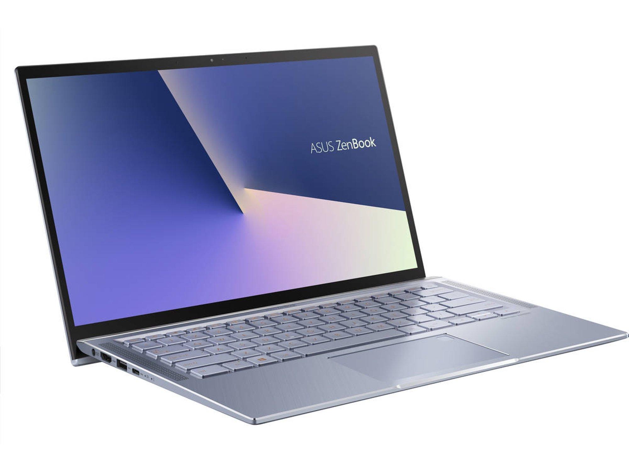 Portátil ASUS ZenBook 14 UM431DA-AM056T - 512GB SSD y 16GB RAM