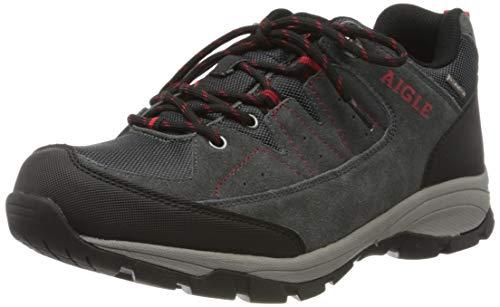 TALLA 41 - Aigle Vedur Mtd, Zapatillass de Low Rise Senderismo para Hombre