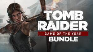 Tomb Raider GOTY Bundle (Game + 21 DLCs)